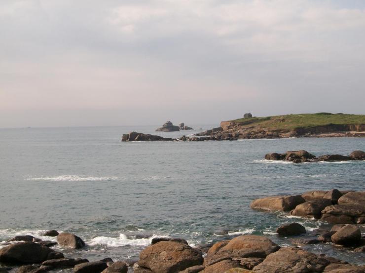 La côte dentelée