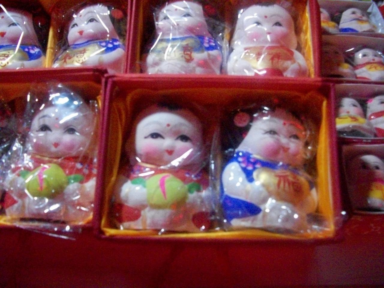 Poupées de Wuxi