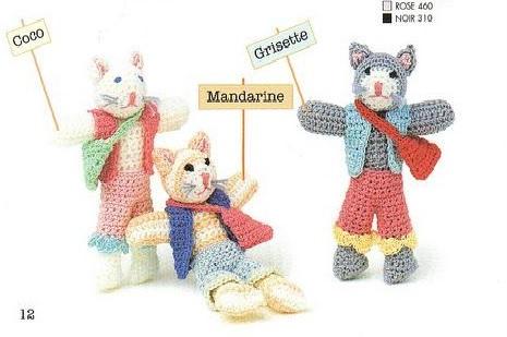 Blog de crochet amigurumi chatons
