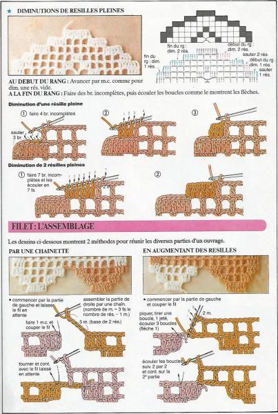 Crochet filet 24