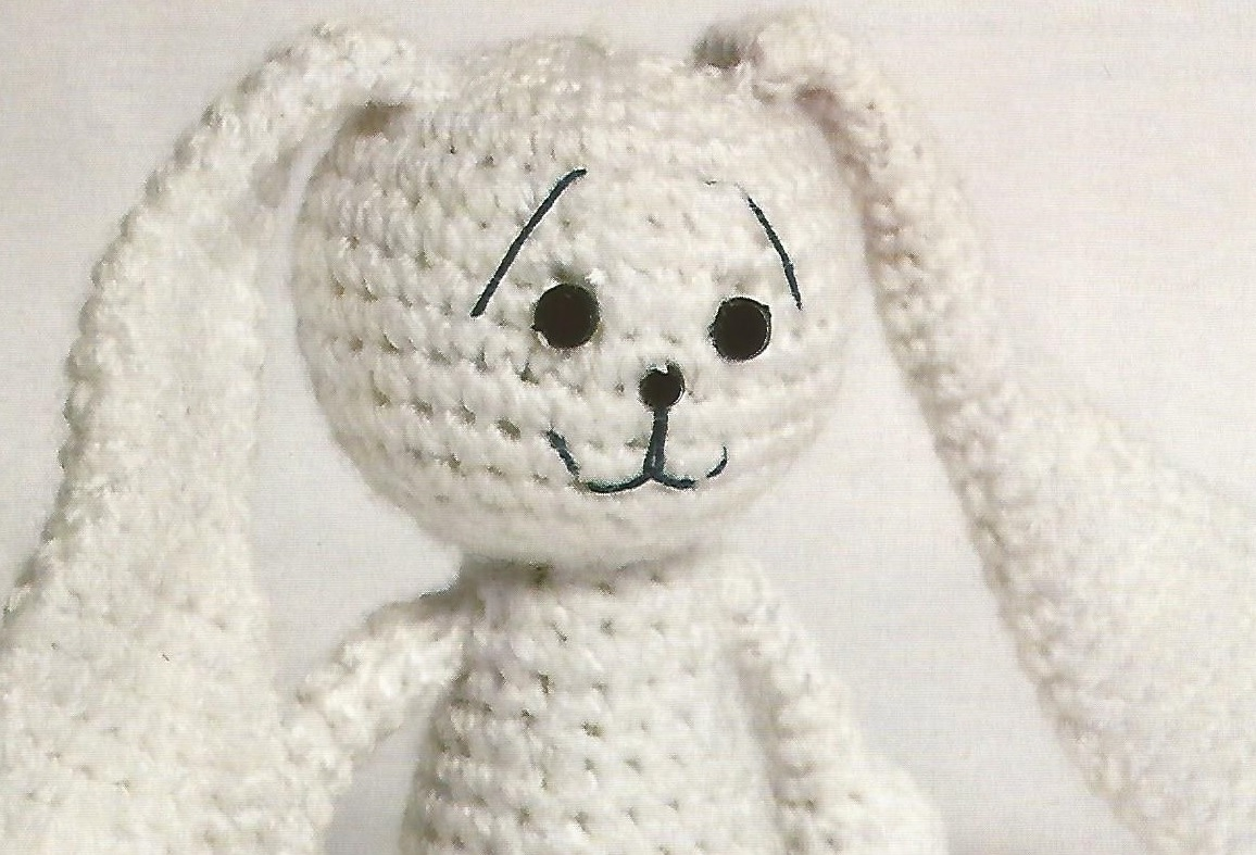1001 doudous au crochet – 3 petites mailles