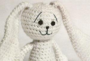 Lievre crochet