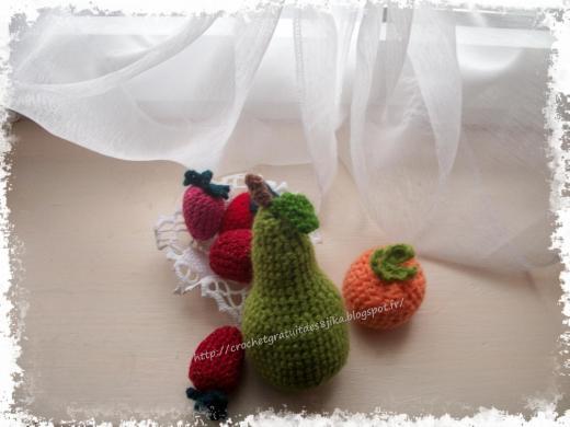 Miniature poire