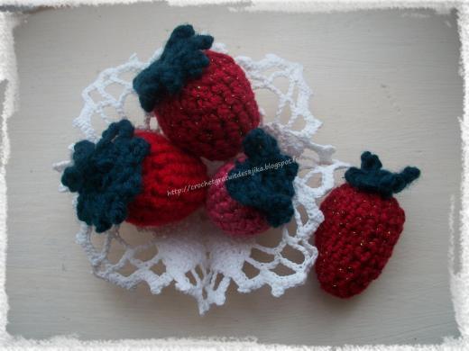 Miniatures fraises