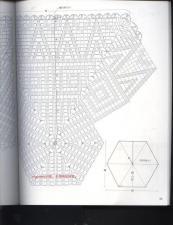 Modele napperon moderne au crochet
